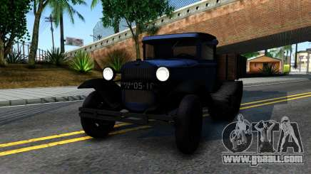 1940 GAZ-65 for GTA San Andreas