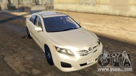 Toyota Camry 2011 DoN DoN Edition for GTA 5