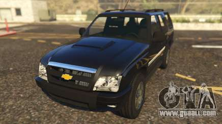 Chevrolet Blazer 4x4 for GTA 5