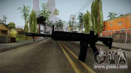 HK416 v1 for GTA San Andreas