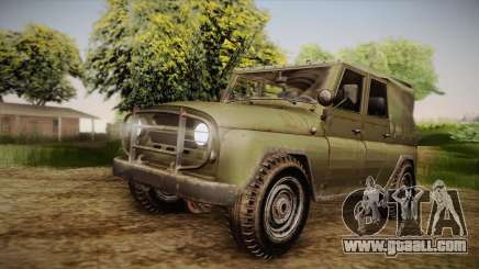 УАЗ-3151 CoD4 MW Remastered IVF for GTA San Andreas