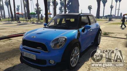 Mini Countryman for GTA 5