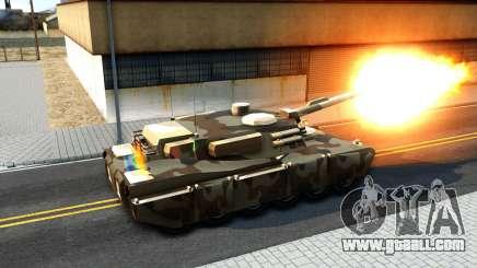 Rhino GTA V for GTA San Andreas