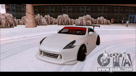 Nissan 370z Drift Edition for GTA San Andreas