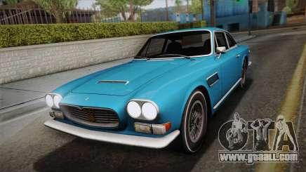 Maserati Serbin 4000 v0.1 (Beta) for GTA San Andreas