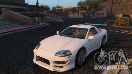 Mitsubishi 3000GT for GTA 5