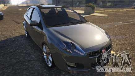 Fiat Bravo 2011 for GTA 5