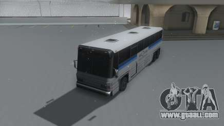 Coach Winter IVF for GTA San Andreas