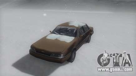 Primo Winter IVF for GTA San Andreas