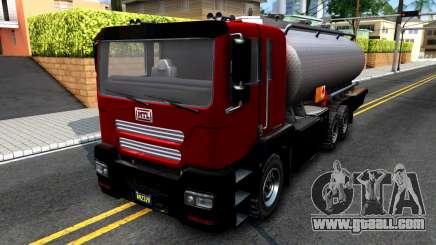 GTA V MTL Dune Oil Tanker for GTA San Andreas