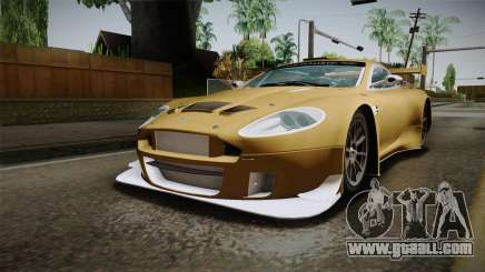 Aston Martin Racing DBRS9 GT3 2006 v1.0.6 YCH for GTA San Andreas