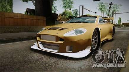 Aston Martin Racing DBRS9 GT3 2006 v1.0.6 YCH for GTA San Andreas