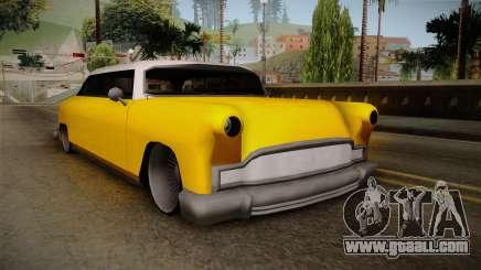 Custom Cab for GTA San Andreas