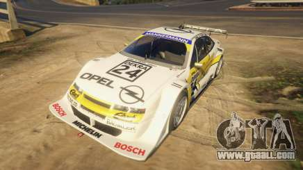 Opel Calibra DTM for GTA 5