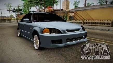 Honda Civic Turbo for GTA San Andreas