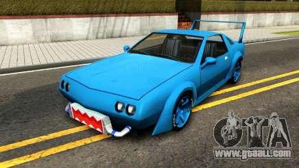 New Buffalo Custom for GTA San Andreas