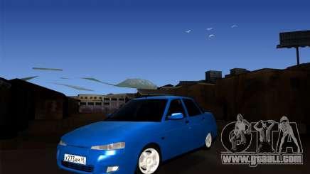VAZ 2110 BPAN for GTA San Andreas
