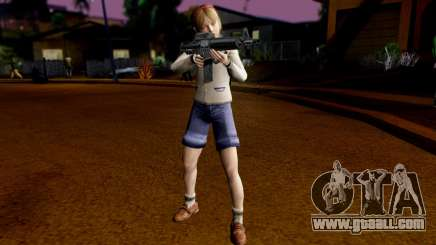 Resident Evil ORC - Sherry Birkin (YoungKid) for GTA San Andreas