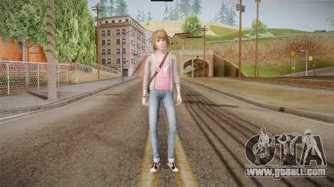 Life Is Strange - Max Caulfield EP1 v1 for GTA San Andreas second screenshot