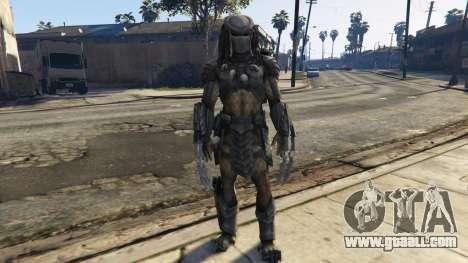 GTA 5 Predator 1.0