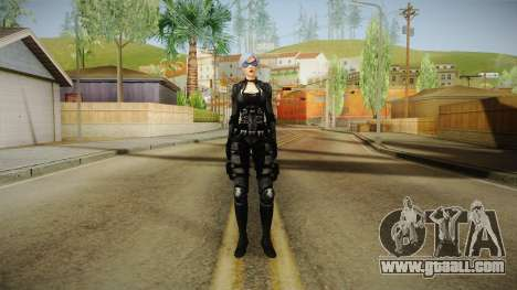 The Amazing Spider-Man 2 Game - Black Cat for GTA San Andreas