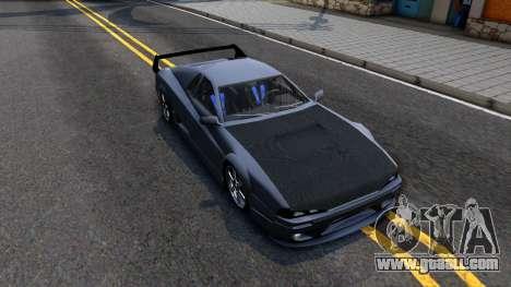 Str1keZs Cheetah for GTA San Andreas right view