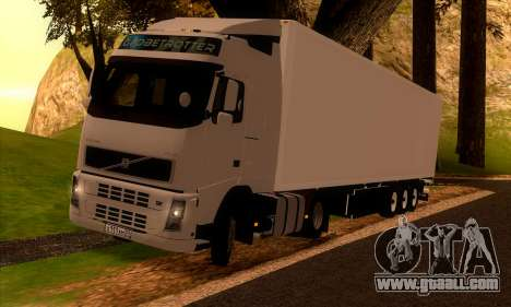 VOLVO FH 12 440 v1 for GTA San Andreas right view