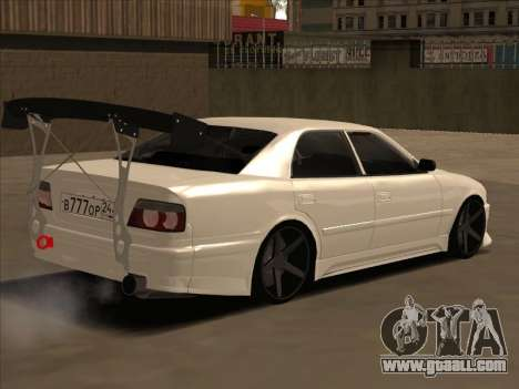 Toyota Chaser JDM for GTA San Andreas