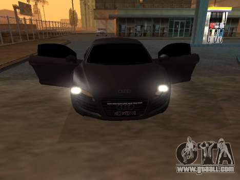 Audi R8 Armenian for GTA San Andreas