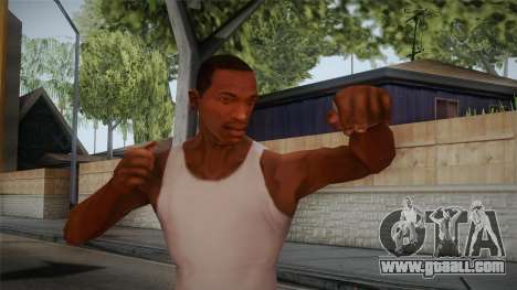 GTA 5 Animation for GTA San Andreas forth screenshot
