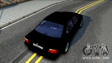 "BMW 750i E38 From ""Bumer"" for GTA San Andreas"
