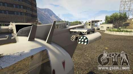 GTA 5 Warbird fifth screenshot