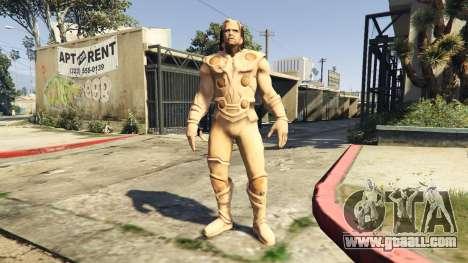 GTA 5 Sandman
