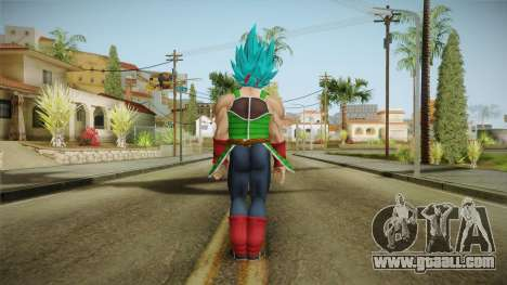 Dragon Ball Xenoverse - Bardock SSGSS for GTA San Andreas third screenshot