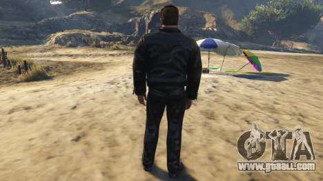 GTA 5 Arnold Terminator 2 Judgment Day third screenshot