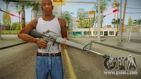 M16 for GTA San Andreas third screenshot