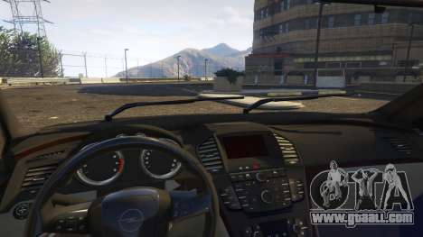 GTA 5 Opel Vectra A right side view