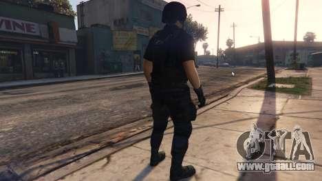 GTA 5 SWAT LSPD