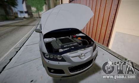 Mazda 6 MPS for GTA San Andreas