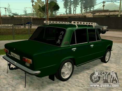 VAZ-21013 for GTA San Andreas back left view