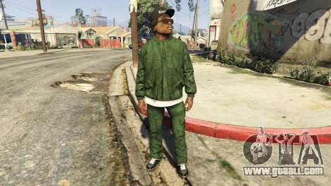 GTA 5 Ryder