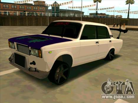 VAZ-2107 Azelow for GTA San Andreas