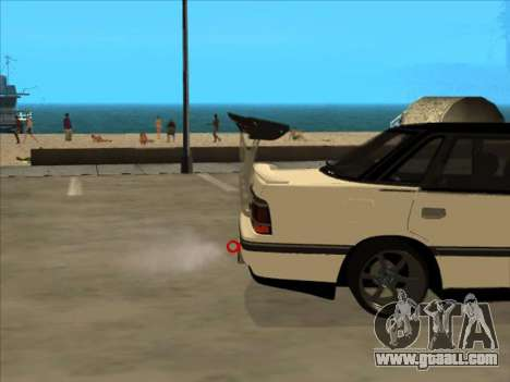 Subaru Legacy DRIFT JDM 1989 for GTA San Andreas