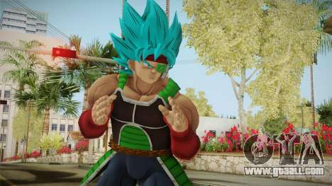 Dragon Ball Xenoverse - Bardock SSGSS for GTA San Andreas