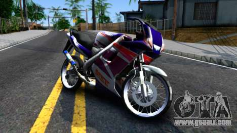 Yamaha TZM 150 for GTA San Andreas