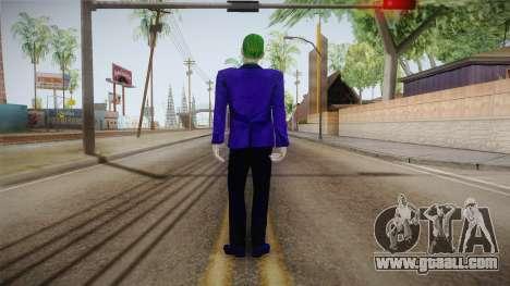 The Joker for GTA San Andreas third screenshot