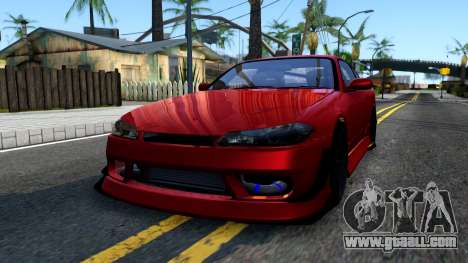Nissan Silvia S15 BN-Sports for GTA San Andreas