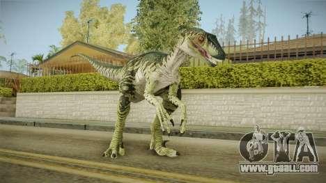 Primal Carnage Velociraptor for GTA San Andreas