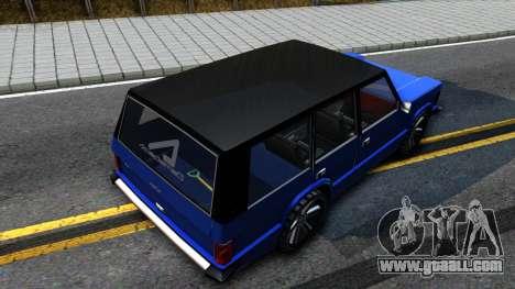 Huntley AcademeG for GTA San Andreas
