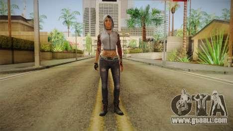 Dead Rising 3 Episode 2 DLC - Angel Hood Up for GTA San Andreas second screenshot